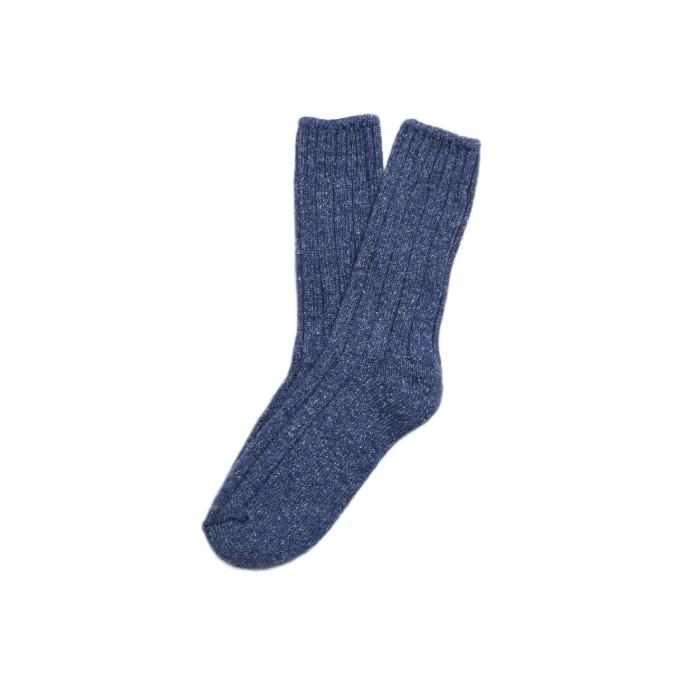 Women's Wool Silk Cozy Boot Socks