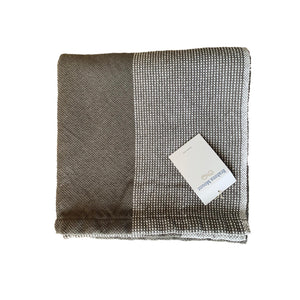 Pema Quid Cotton & Linen Blanket