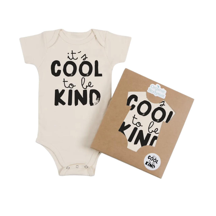 Cool to Be Kind Baby Onesie