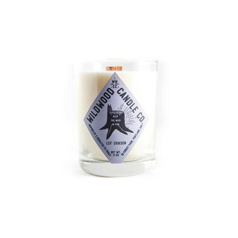 Portland Trails 11oz Candle - Leif Erikson