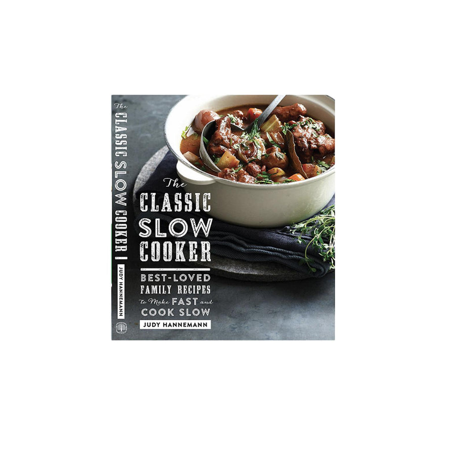 Classic Slow Cooker Cookbook