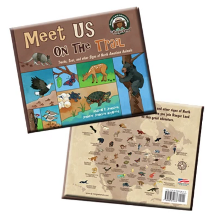 Meet Us on the Trail Picture Book
