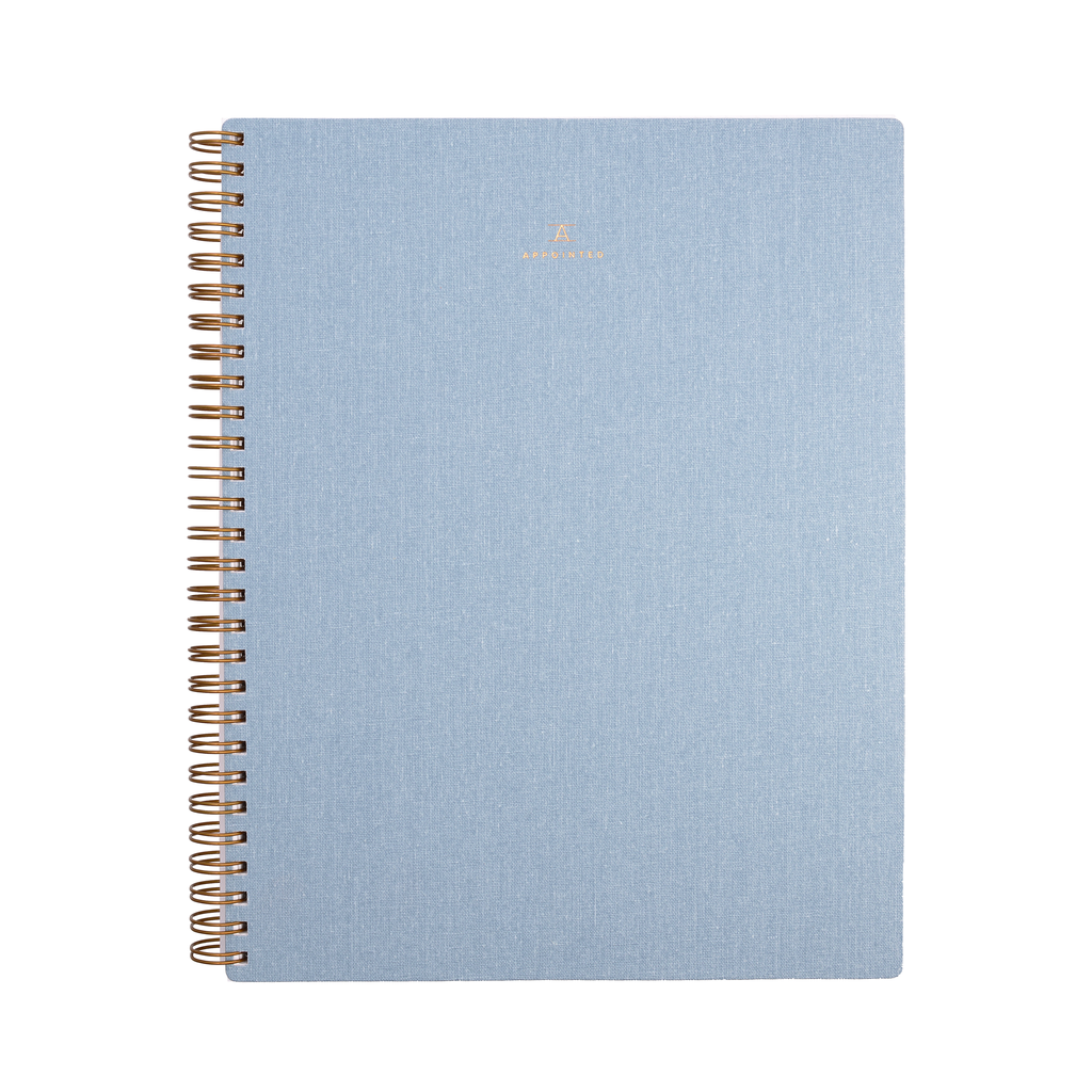 Appointed Notebook - Grid