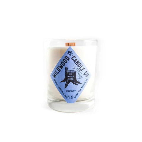 Portland Trails 11oz Candle - Wildwood