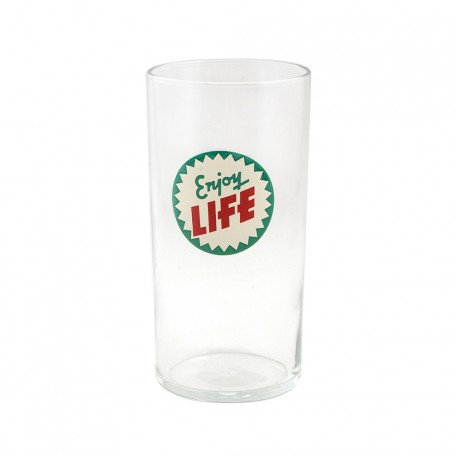 Enjoy Life Hi-Ball Glass