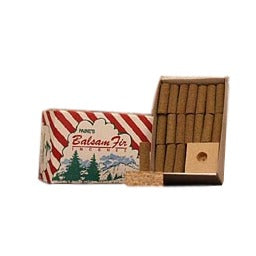 50 Balsam Fir Incense Logs