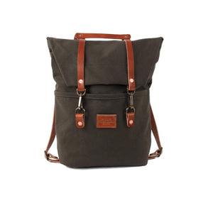 The Scout Backpack - Drab