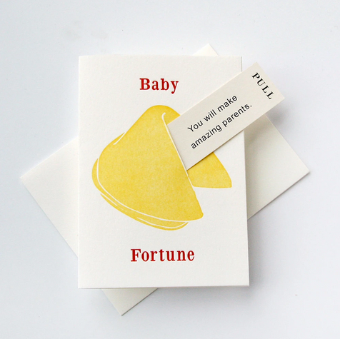Amazing Parents Fortune Cookie Card - SP4
