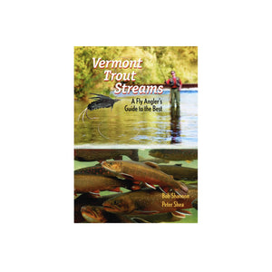 Vermont Trout Streams Book