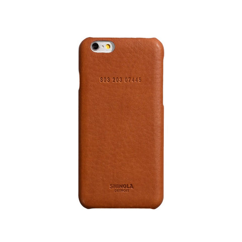 Shinola iPhone 6 Case
