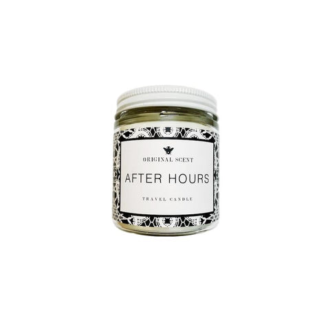 Original Scent 4oz Candle - After Hours