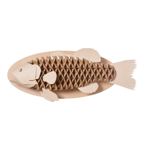 Bass Trophy Fish Wall Decor Puzzle