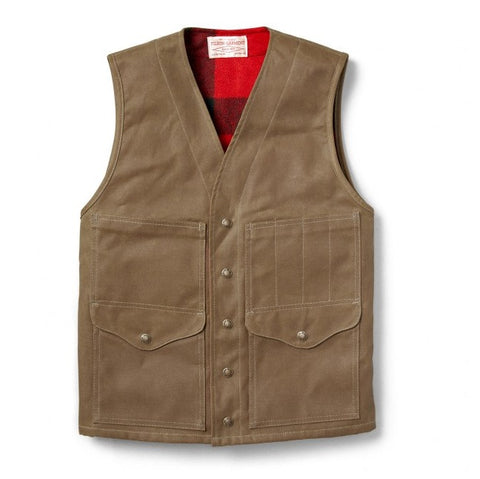 Filson Wool-Lined Cruiser Vest