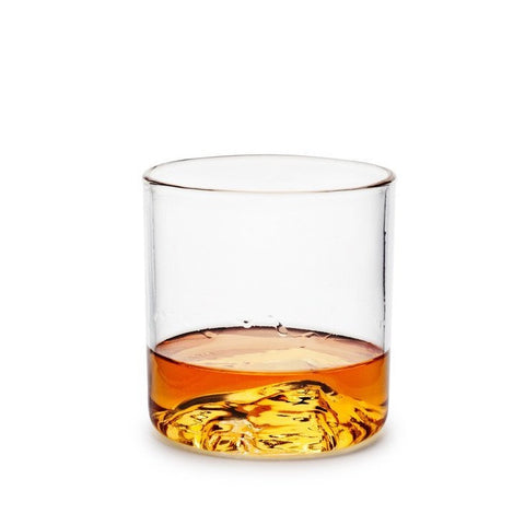 Camel's Hump Tumbler Glass