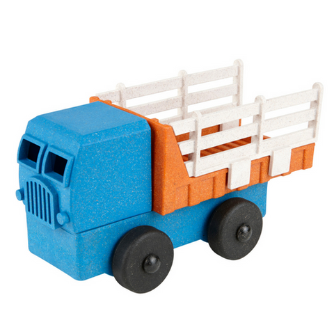 Eco-Friendly Stake Truck
