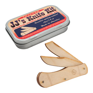 JJ Pocket Knife Kit