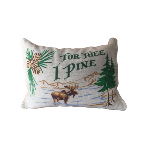 For Thee I Pine Balsam Pillow