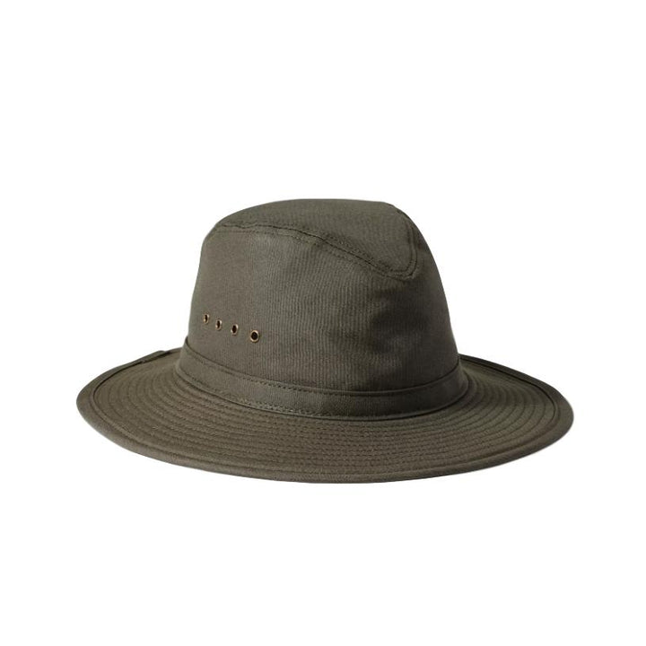Filson Summer Packer Hat - Otter Green