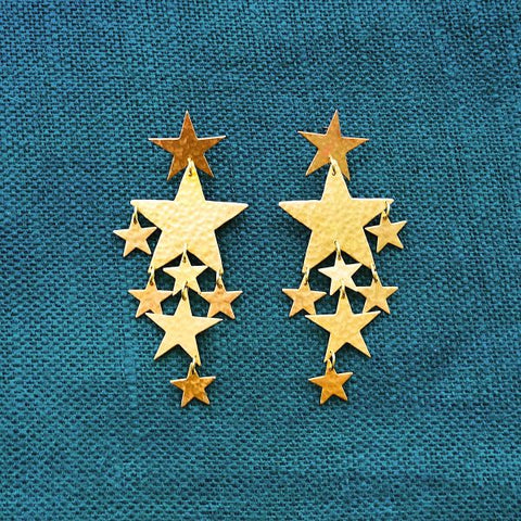 Star Constellation Earrings