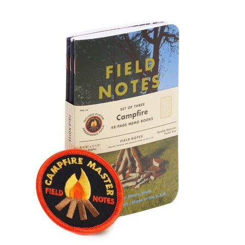 Field Notes Campfire Notebooks