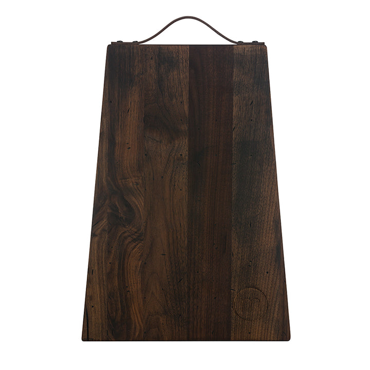 Woodstock Rustic Walnut Server - Rectangle