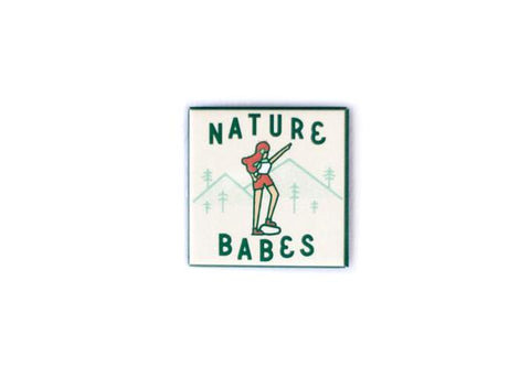 Nature Babes Soft Button