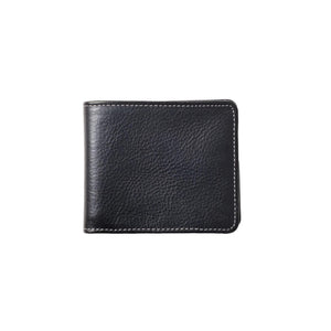 Handcrafted Large Leather Billfold Wallet