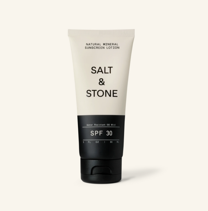SPF 30 Natural Mineral Sunscreen Lotion
