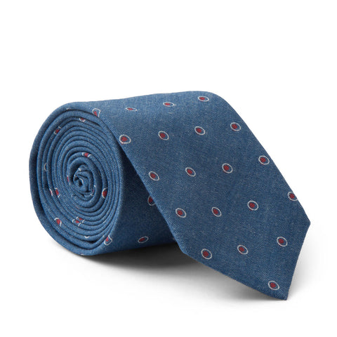 Manhattan Dot Tie