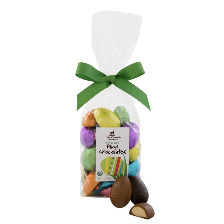 Assorted Chocolate Easter Eggs Bag