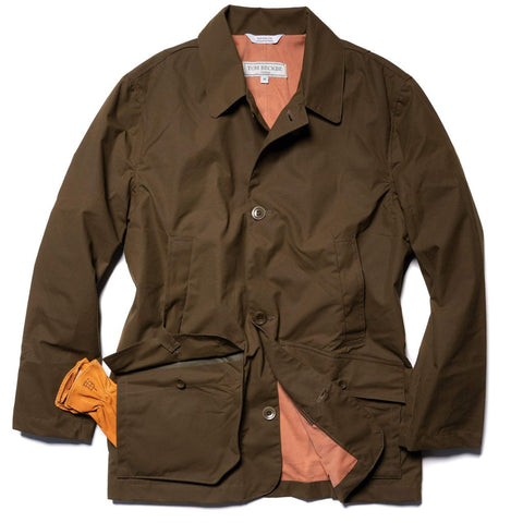 Blakely Jacket - Marsh