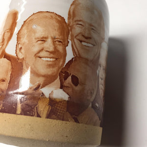 Cup of Joe Biden Handmade Mug
