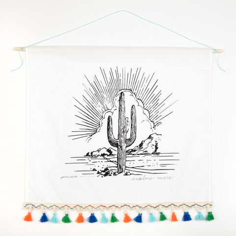 Cloth Wall Hanging Talisman