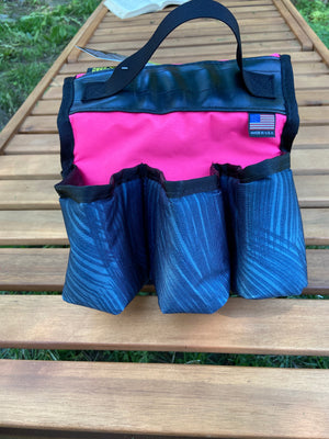Bicycle Tube Insulated 6-Pack Holder