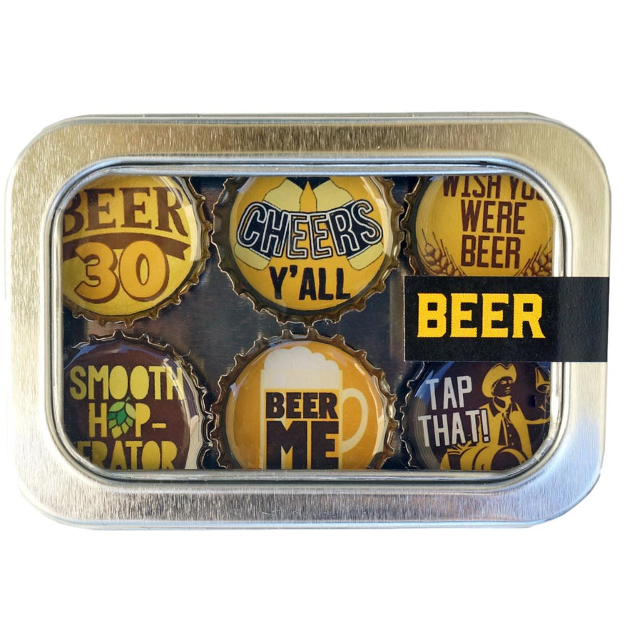 Magnet Set - Beer