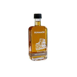 Rum Barrel Aged Vermont Maple Syrup - 250ml