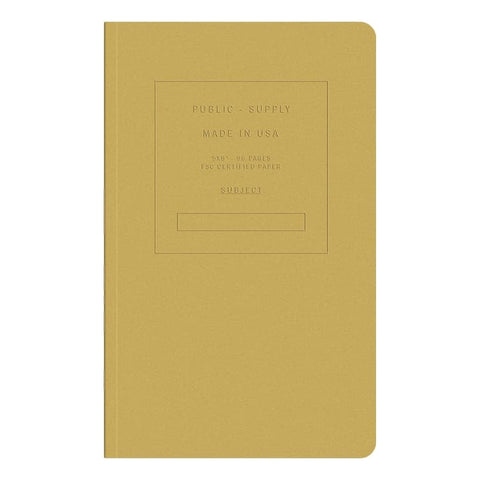 Embossed Dot Grid Notebook- Fuse