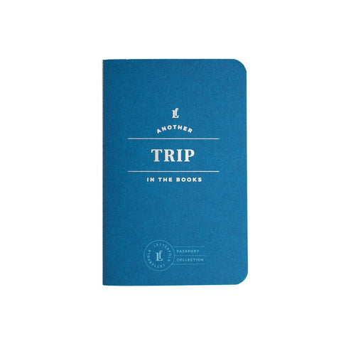 Trip Passport Book