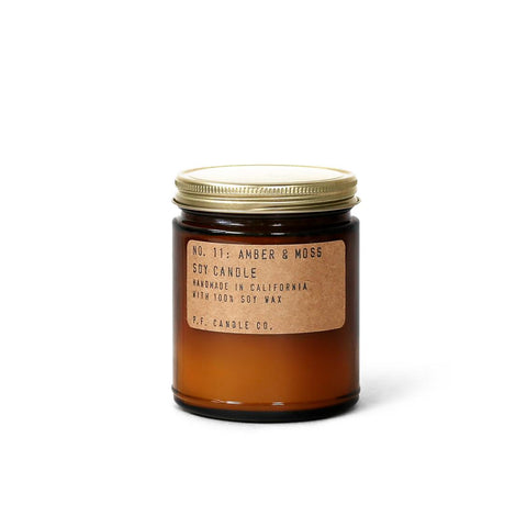 No.11 Amber & Moss Candle 7.2oz