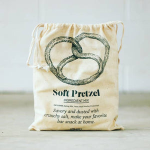 Soft Pretzel & Beer Cheese Making REFILL (buy kit first)