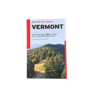 AMC Best Day Hikes in Vermont Book