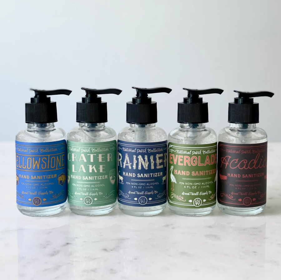 National Parks Inspired Hand Sanitizer - Yellowstone