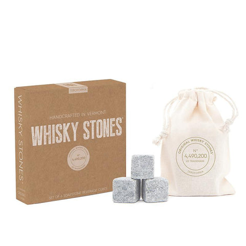 Whisky Stones - Set of 6