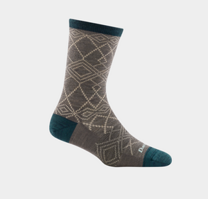 Women's Merino Wool Grace Crew Sock