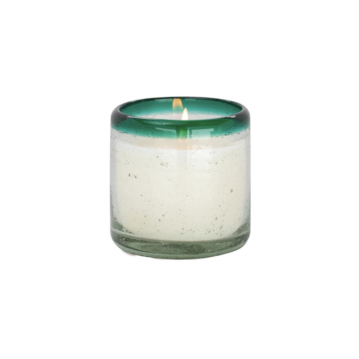 Cactus Flower & Bamboo Margarita Glass Candle