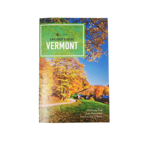 Explorer's Guide to Vermont