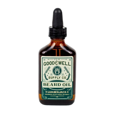 American Made Beard Oil