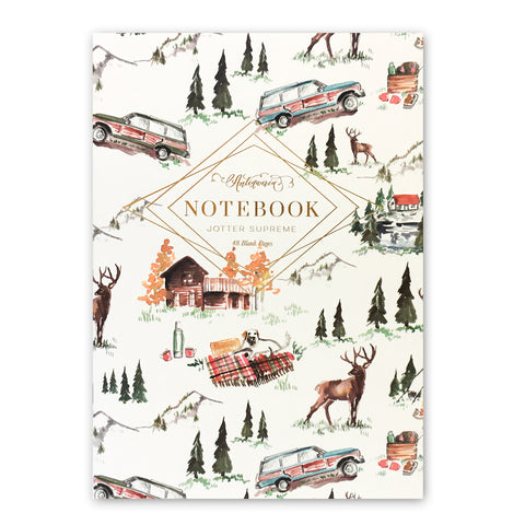 Lodge Jotter Notebook