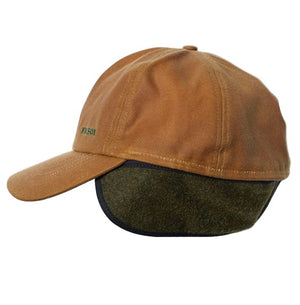 Filson Insulated Tin Cloth Cap with Earflaps