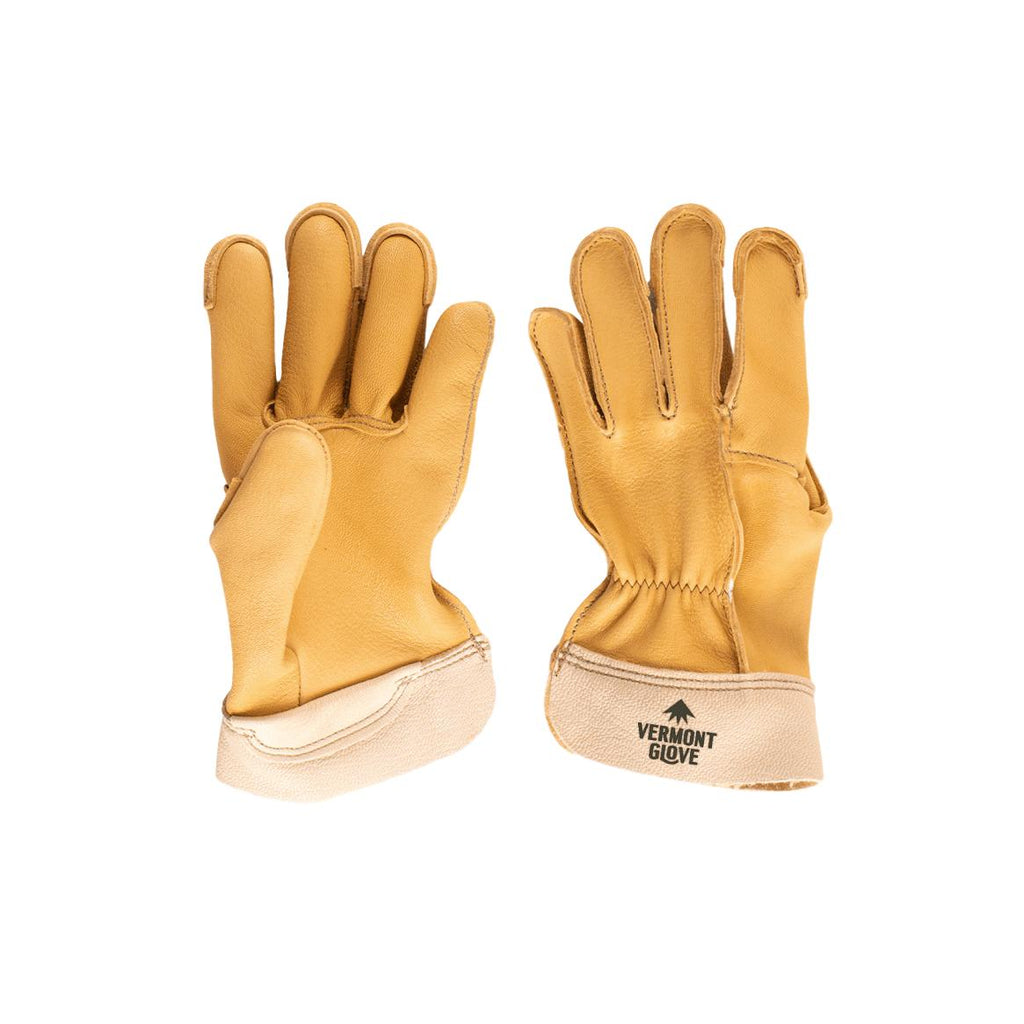 The Vermonter Goatskin Work Gloves